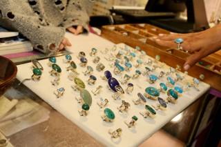 Gemstones Rings