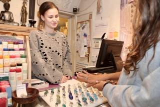 Gemstones silver rings