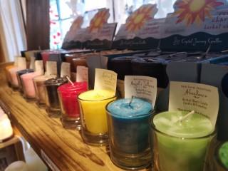 Reiki Journey Votive Candles